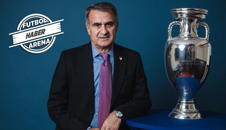 EURO 2020 kadromuz nasıl olacak? Şenol Güneş'ten açıklamalar