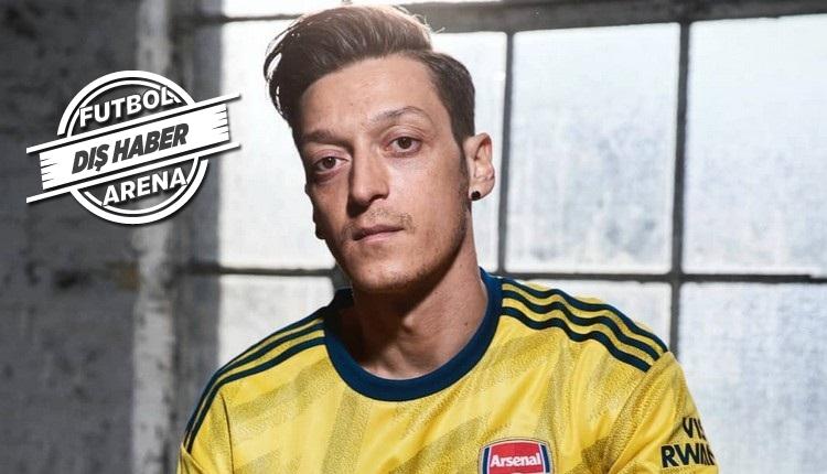 Farklı yönüyle Mesut Özil! Annesinin dikkat çeken nasihatı