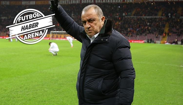 Fatih Terim: 'Şartlar eşit olduğunda bakalım Galatasaray'a!'