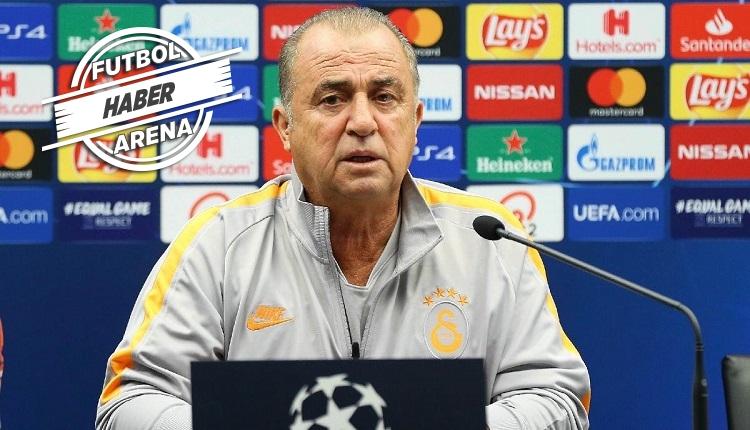 Fatih Terim'den Falcao açıklaması: '90 dakika oynayamaz