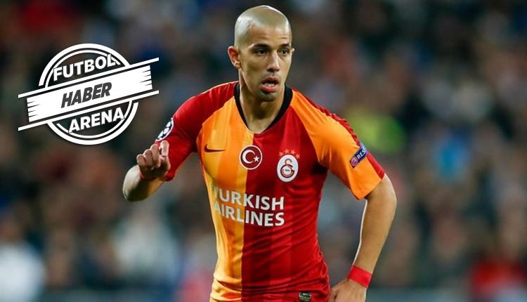 Feghouli, PSG maçında oynayacak mı?