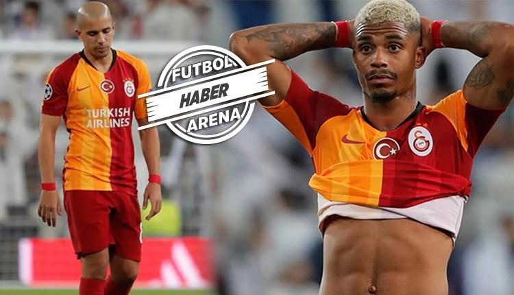 Galatasaray'da Feghouli ve Lemina'da son durum