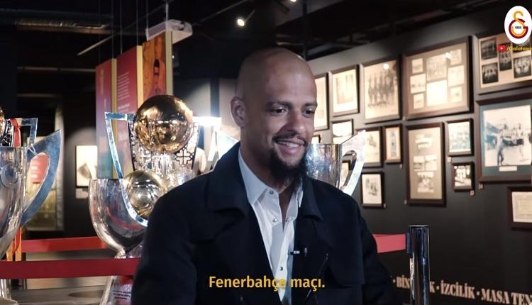 Felipe Melo'nun unutamadığı Fenerbahçe maçı