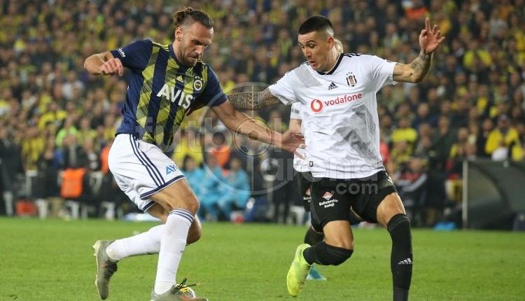 Fenerbahçe 3-1 Beşiktaş derbi özeti ve golleri (İZLE)