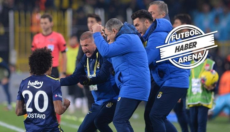 Fenerbahçe 5-2 Gençlerbirliği, Bein Sports maç özeti ve golleri (İZLE)