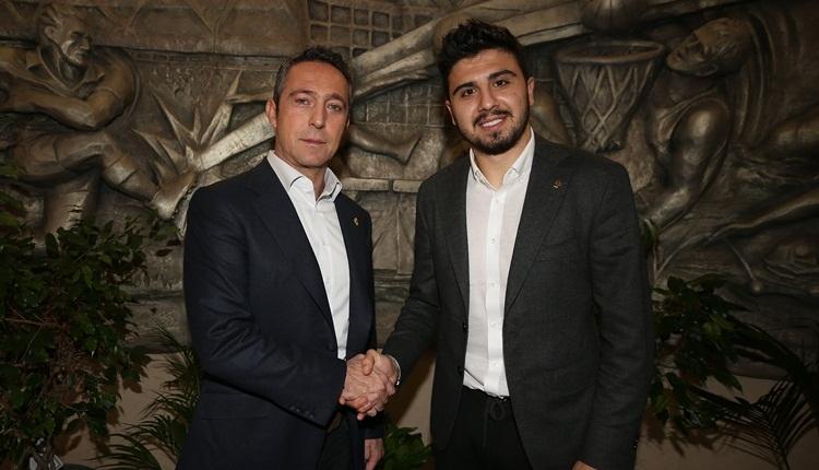 Fenerbahçe, Ozan Tufan'ın sözleşmesini uzattı! Resmi açıklama