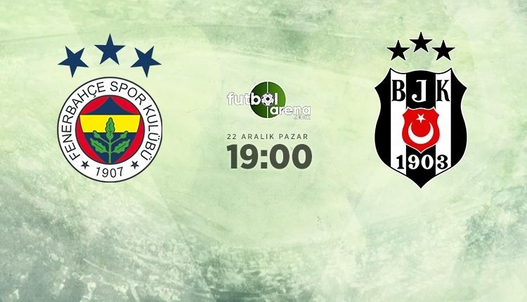 Fenerbahçe-Beşiktaş canlı izle, Fenerbahçe-Beşiktaş şifresiz izle (Fenerbahçe-Beşiktaş beIN Sports canlı ve şifresiz İZLE)