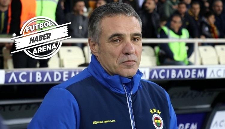 Fenerbahçe'de hedefteki isim Ersun Yanal