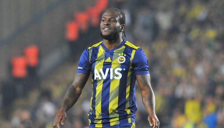 Fenerbahçe'de Moses aynı bölgeden mi sakatlandı?