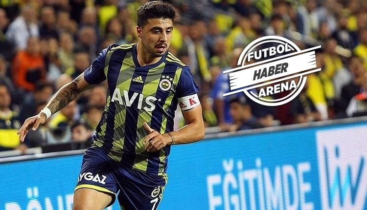 Fenerbahçe'de Ozan Tufan'ın sözleşmesi uzatılacak mı?