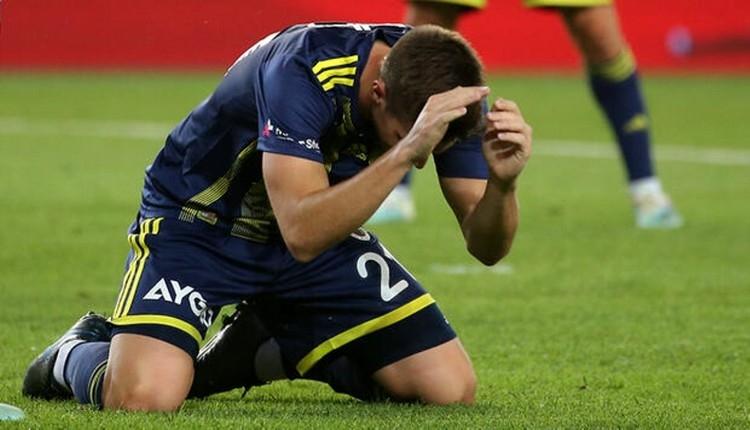 Fenerbahçe'den Zajc açıklaması! Sakatlığı ne kadar sürecek?