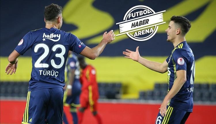 Ferdi Kadıoğlu'dan 52 saniyede 1 gol ve 1 asist (İZLE)