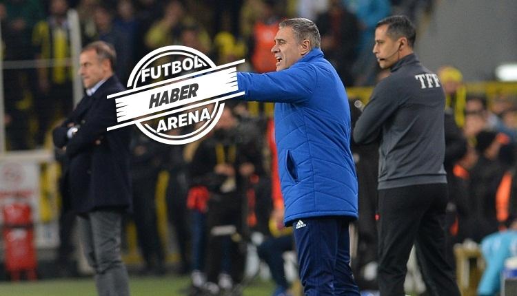 Flaş! Ersun Yanal: 'Teknik Direktörsüz Fenerbahçe kazandı'