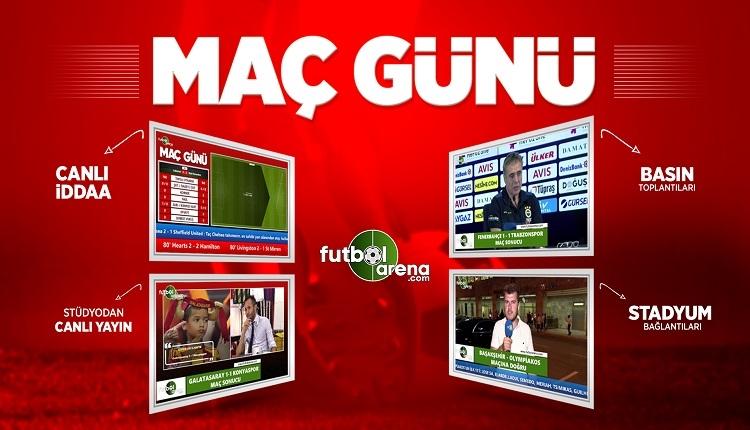 Galatasaray - Ankaragücü maç sonu   FutbolArenaTV CANLI