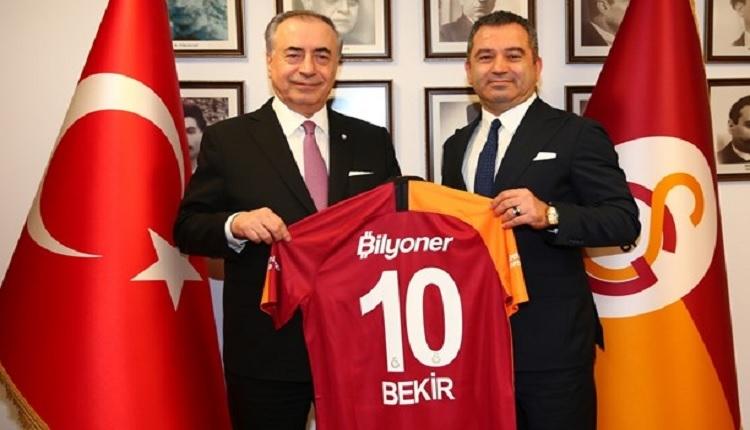Galatasaray ve Lidya Grup arasında anlaşma imzalandı