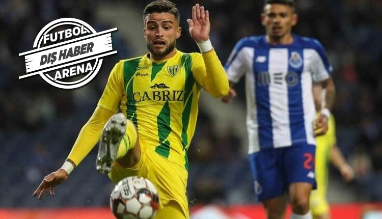 Galatasaray'a Portekiz'den yeni stoper Bruno Wilson