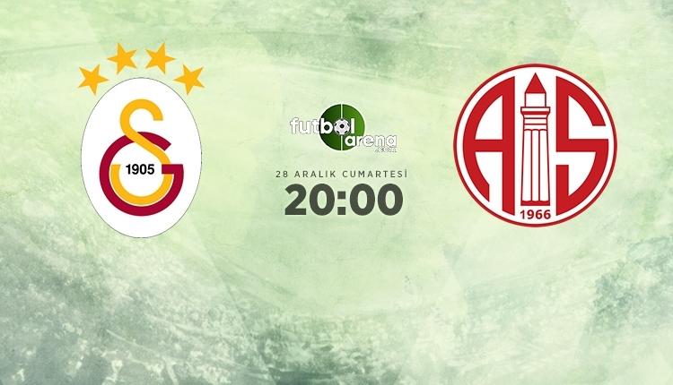 Galatasaray-Antalyaspor canlı izle, Galatasaray-Antalyaspor şifresiz İZLE (Galatasaray-Antalyaspor beIN Sports canlı ve şifresiz İZLE)