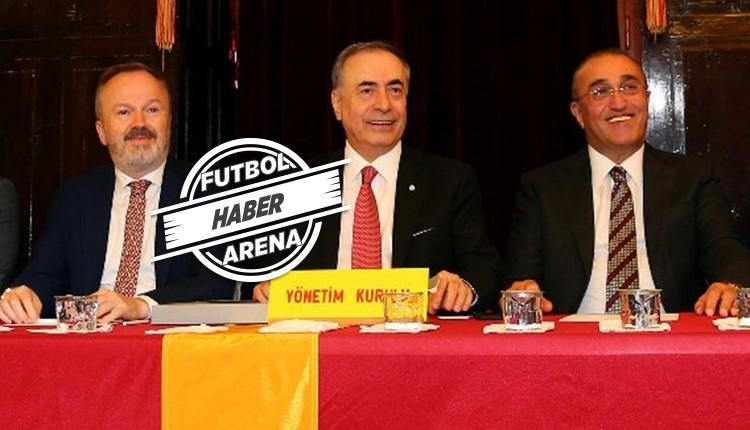 Galatasaray'da 60 milyon liralık ödeme