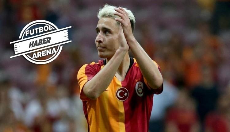 Galatasaray'da Emre Mor için ayrılık kararı! İlk adım atıldı