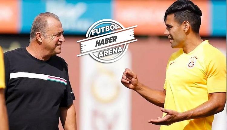Galatasaray'da Falcao gelişmesi! Kadroda olacak mı?