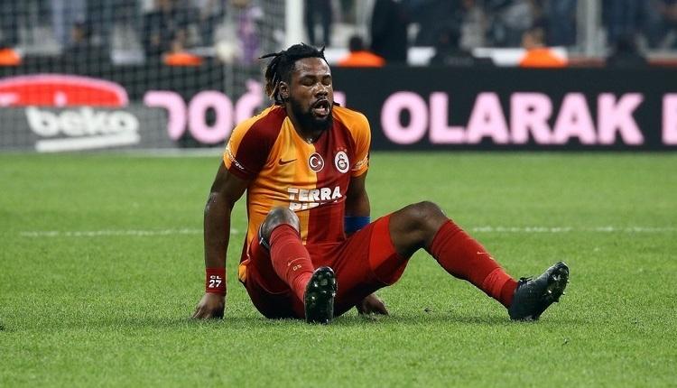 Galatasaray'da Luyindama ne zaman dönecek?