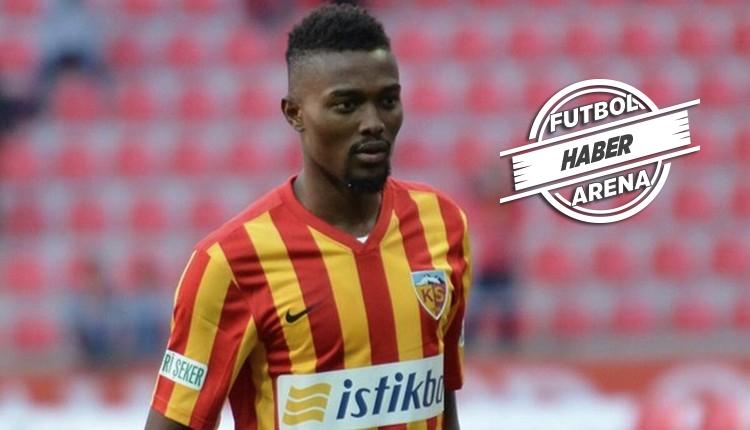 Galatasaray'da Mensah kararı! Transfer edilecek mi?