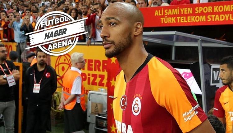 Galatasaray'dan Nzonzi'ye para cezası