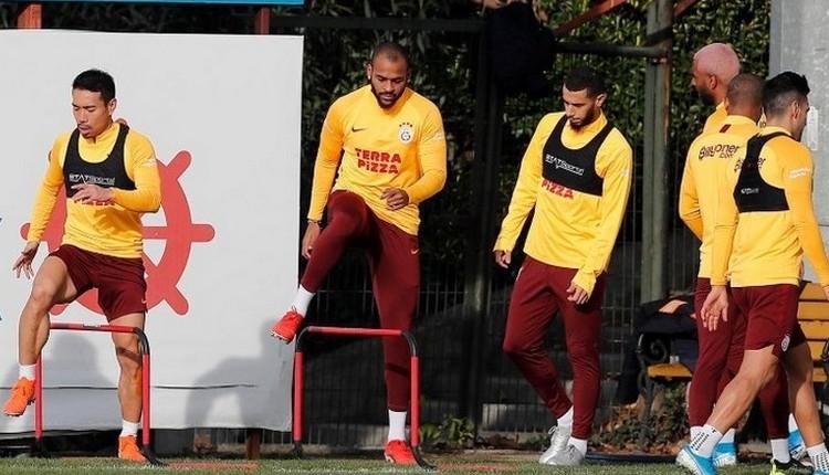 Galatasaray'ın Göztepe maçı kadrosu! 4 eksik