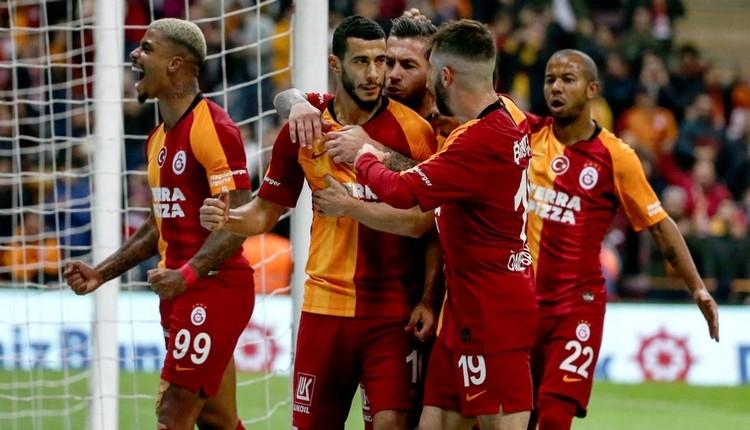 Galatasaray'ın PSG maçı kadrosu açıklandı! 4 eksik