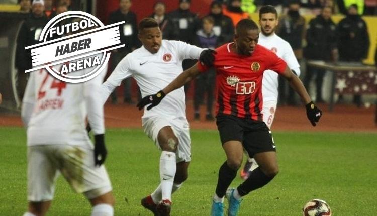 Galatasaray'ın Sekidika transferi için kritik hafta