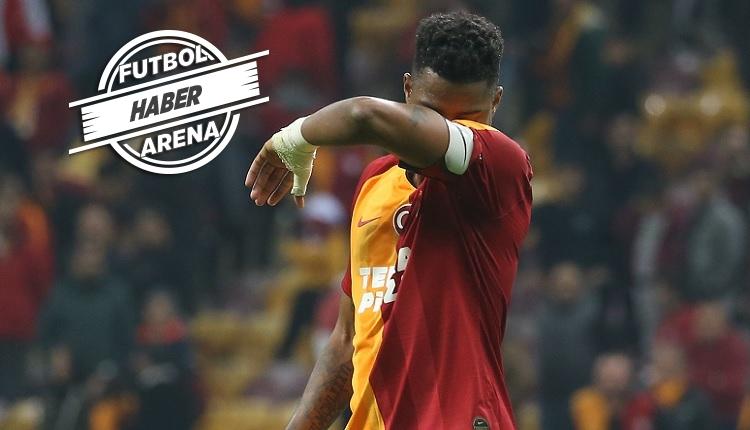 Galatasaraylı oyuncular canlı yayında: