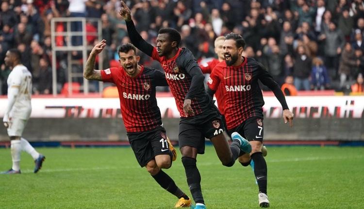 Gaziantep FK 3-0 Kayserispor, Bein Sports maç özeti ve golleri (İZLE)