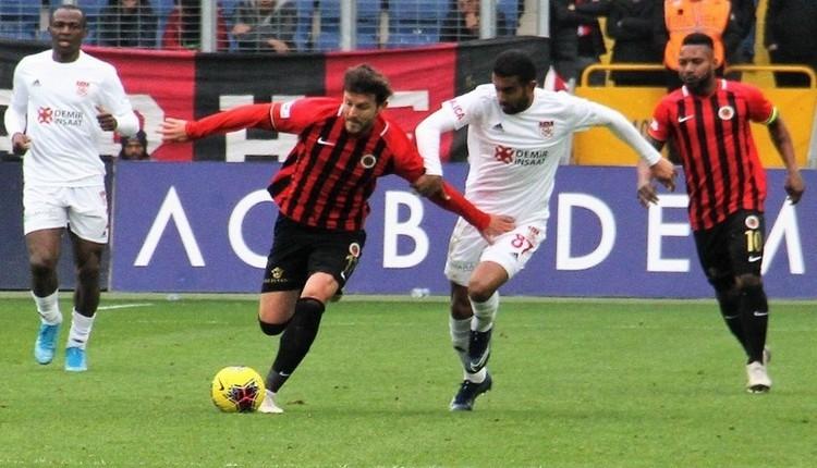 Gençlerbirliği 2-2 Sivasspor maç özeti ve golleri İZLE