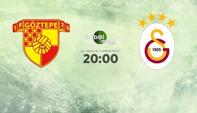 Göztepe-Galatasaray canlı izle, Göztepe-Galatasaray şifresiz izle (Göztepe-Galatasaray beIN Sports canlı ve şifresiz İZLE)