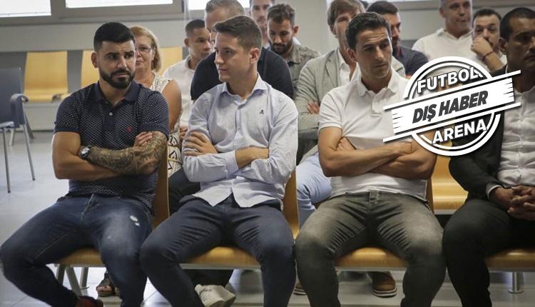 İspanya'da tarihi şike davası sonuçlandı! 36 futbolcu için karar