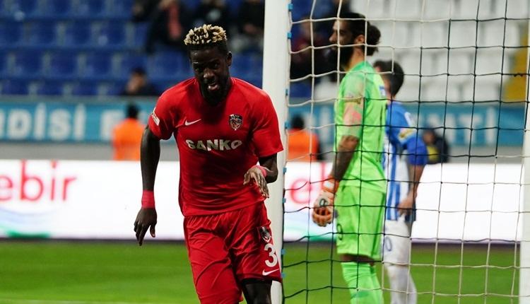 Kasımpaşa 3-4 Gaziantep FK maç özeti ve golleri (İZLE)