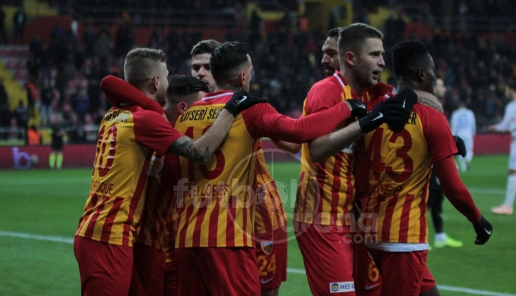 Kayserispor 1-0 Çaykur Rizespor maçözeti ve golü (İZLE)