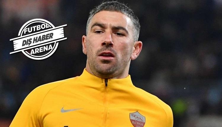 Kolarov, Roma'da kaldı! Yeni sözleşme için anlaştı