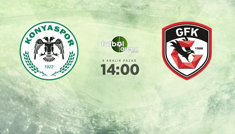 Konyaspor Gaziantep canlı şifresiz İZLE, Konyaspor Gaziantep canlı yayın (beIN Sports 1 izle)
