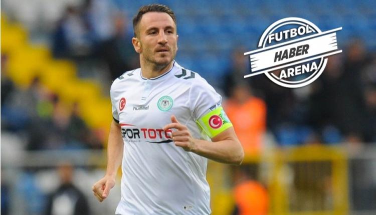 Konyaspor'dan Ali Çamdalı için ayrılık kararı
