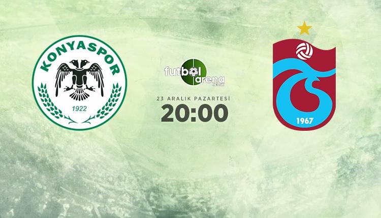 Konyaspor-Trabzonspor canlı izle, Konyaspor-Trabzonspor şifresiz İZLE (Konyaspor-Trabzonspor beIN Sports canlı ve şifresiz İZLE)