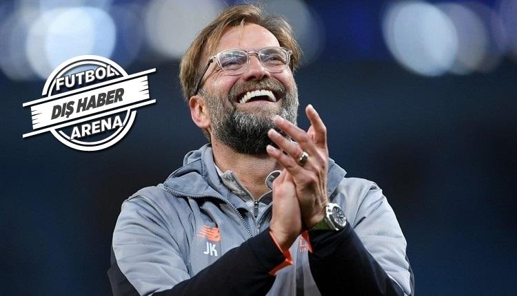 Liverpool'dan Jurgen Klopp'a yeni sözleşme