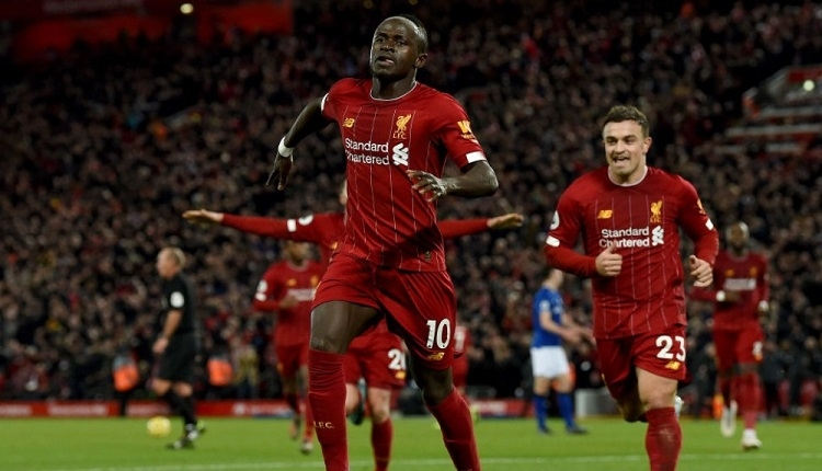 Liverpool'tan kulüp rekoru! (Liverpool 5-2 Everton maç özeti ve golleri)