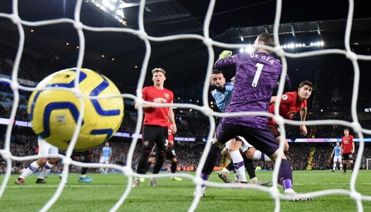 Manchester City 1-2Manchester United maç özeti ve golleri (İZLE)