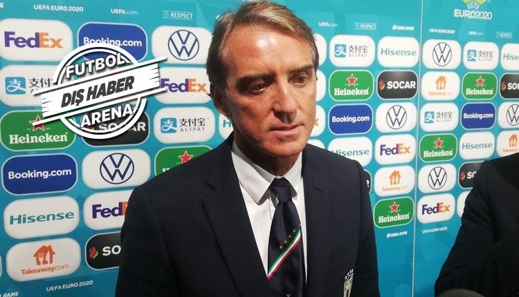 Mancini'den Türkiye açıklaması!
