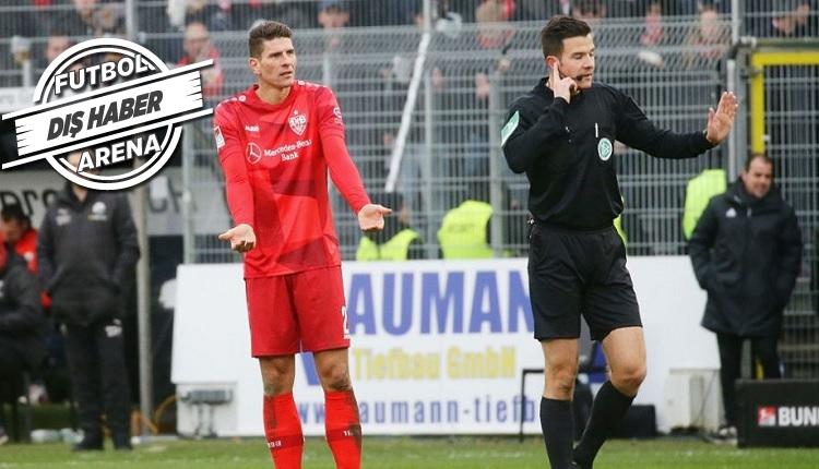 Mario Gomez VAR'a isyan etti!