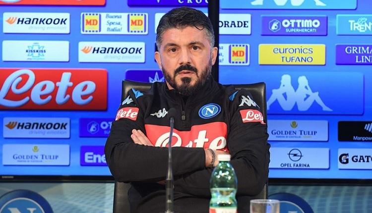 Napoli'nin yeni teknik direktörü Gattuso! İlk açıklamalar