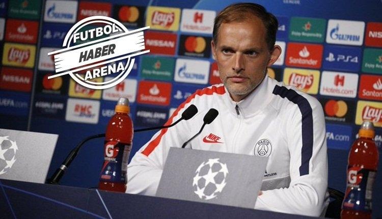 PSG Teknik Direktörü Tuchel: Galatasaray çok büyük kulüp
