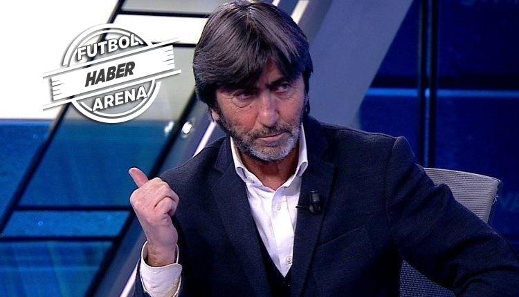 Rıdvan Dilmen'den Galatasaray maç sonu: