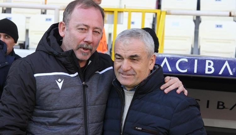 Rıza Çalımbay'dan şampiyonluk yanıtı! 'Fenerbahçe ilk finalimiz'